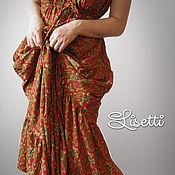 """Одежда ручной работы. Ярмарка Мастеров - ручная работа Платье """"Египетское"""". Handmade."""