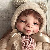 Куклы и пупсы ручной работы. Ярмарка Мастеров - ручная работа Авторская кукла Катюша. Handmade.