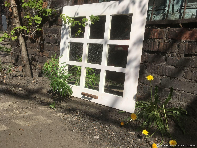 Зеркало окно (модель №17), Зеркала, Санкт-Петербург, Фото №1