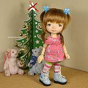 Куклы и игрушки ручной работы. Ярмарка Мастеров - ручная работа Платья для кукол 15-17 см. Handmade.