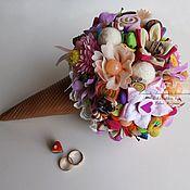 Свадебный салон handmade. Livemaster - original item Unusual bouquet