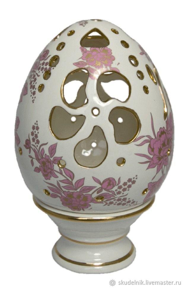 Сувенир Яйцо-Светильник, Яйца, Санкт-Петербург,  Фото №1