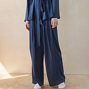Одежда handmade. Livemaster - original item Women`s trousers of a free cut. Handmade.