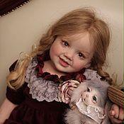 Куклы Reborn ручной работы. Ярмарка Мастеров - ручная работа Камми 6. Handmade.