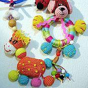 """Одежда ручной работы. Ярмарка Мастеров - ручная работа Слингобусы  с игрушкой """"ферма"""". Handmade."""