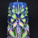 Резные свечи от Ломоносова Ильи - Ярмарка Мастеров - ручная работа, handmade