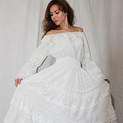 Одежда handmade. Livemaster - original item the costume is gorgeous