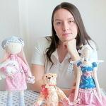 Юлия Ибраева - Ярмарка Мастеров - ручная работа, handmade