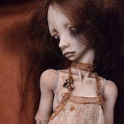 Куклы и игрушки ручной работы. Ярмарка Мастеров - ручная работа Зомби-2. Шарнирная кукла.. Handmade.