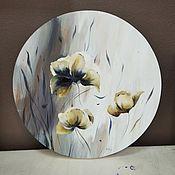 Картины ручной работы. Ярмарка Мастеров - ручная работа Картины: Маки. Handmade.