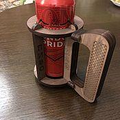 Посуда handmade. Livemaster - original item Beer can mug. Handmade.