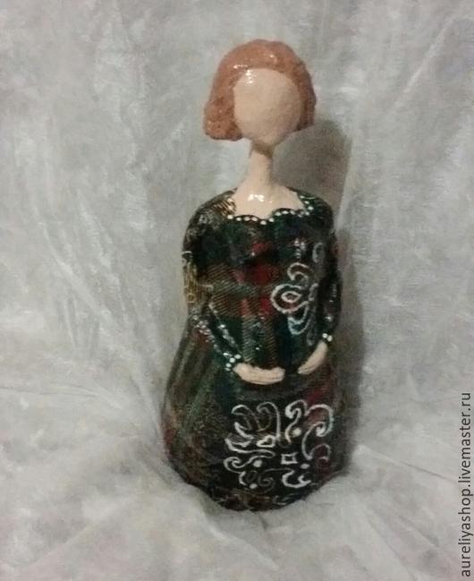 Статуэтки ручной работы. Ярмарка Мастеров - ручная работа. Купить ПРОДАНА Кукла помощница в желанной беременности. Handmade. Разноцветный, на счастье