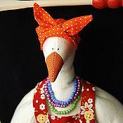 Куклы и игрушки ручной работы. Ярмарка Мастеров - ручная работа Трындычиха. Handmade.
