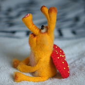 Куклы и игрушки ручной работы. Ярмарка Мастеров - ручная работа Жорик. Handmade.