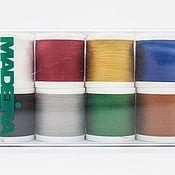Материалы для творчества handmade. Livemaster - original item Madeira Aerofil 400 m thread. Handmade.