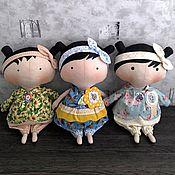 Куклы и игрушки ручной работы. Ярмарка Мастеров - ручная работа Tilda toy`s box. Handmade.