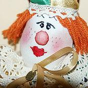 Куклы и игрушки ручной работы. Ярмарка Мастеров - ручная работа клоун Коля. Handmade.