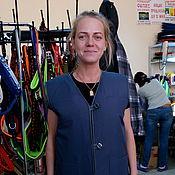 Одежда ручной работы. Ярмарка Мастеров - ручная работа Жилет из овчины женский и мужской. Handmade.