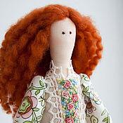 Куклы и игрушки ручной работы. Ярмарка Мастеров - ручная работа Кукла тильда Олеся, текстильная кукла, интерьерная кукла. Handmade.