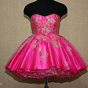 Одежда handmade. Livemaster - original item Quinceanera dresses for Princess. Handmade.
