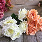 Розы интерьерные(букет)