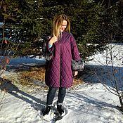 Одежда handmade. Livemaster - original item Winter jacket, coat
