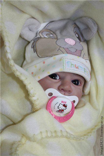 Куклы-младенцы и reborn ручной работы. Ярмарка Мастеров - ручная работа. Купить Кукла реборн Клара. Handmade. дочки и сыночки