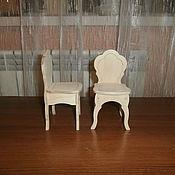 Материалы для творчества handmade. Livemaster - original item Doll high chair 1118. Handmade.