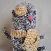 Куклы и игрушки ручной работы. Ярмарка Мастеров - ручная работа Кот Пожалейкин. Handmade.