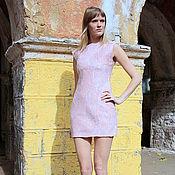 """Одежда ручной работы. Ярмарка Мастеров - ручная работа Валяное платье """"Варенье из розовых лепестков"""". Handmade."""