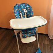 Работы для детей, ручной работы. Ярмарка Мастеров - ручная работа Чехол для стульчика. Handmade.