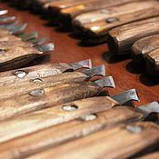 Инструменты ручной работы. Ярмарка Мастеров - ручная работа Резцы по дереву. Handmade.