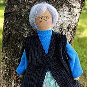 Куклы и игрушки ручной работы. Ярмарка Мастеров - ручная работа Бабушка Валя. Handmade.