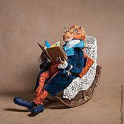 """Куклы и игрушки ручной работы. Ярмарка Мастеров - ручная работа По мотивам работы """"Коняга"""". Handmade."""
