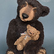 Мягкие игрушки ручной работы. Ярмарка Мастеров - ручная работа Гудвин - 47 см. Handmade.