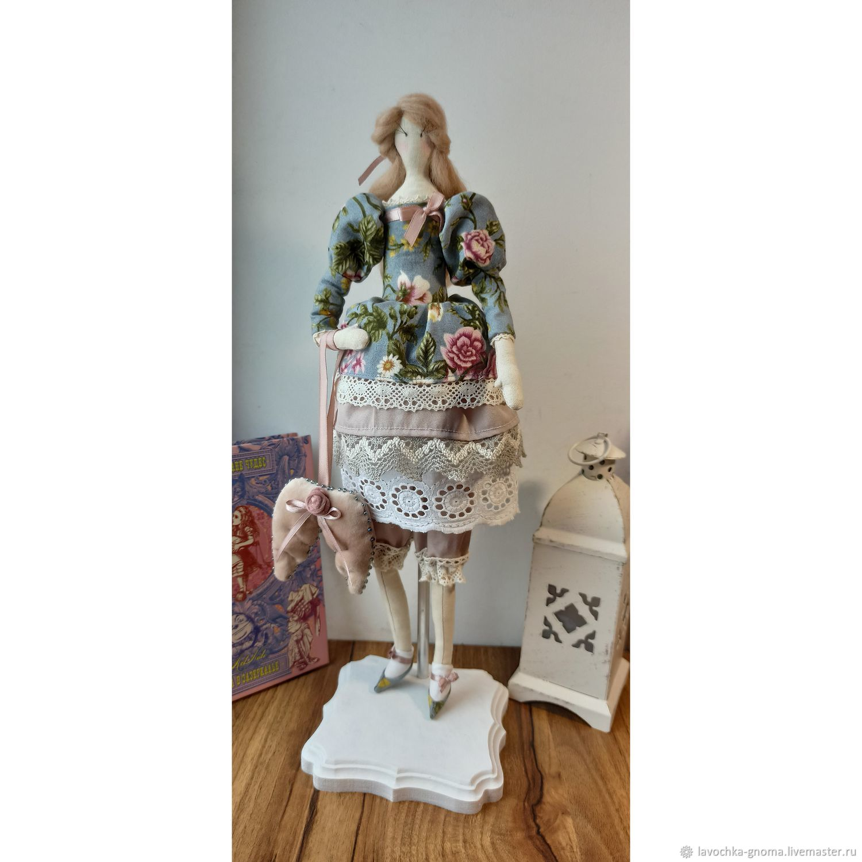 Декор в стиле Тильда: Текстильная кукла в стиле Тильда, Куклы Тильда, Санкт-Петербург,  Фото №1