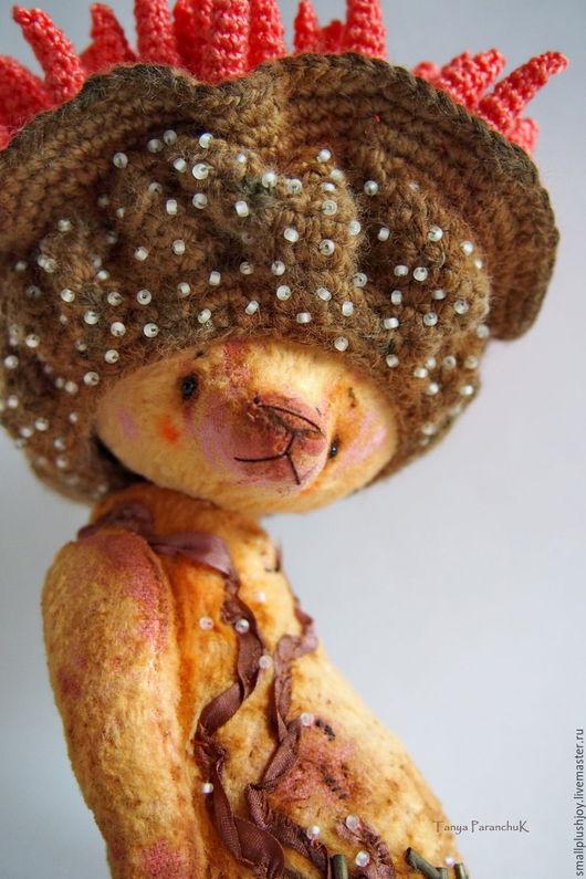 Мишки Тедди ручной работы. Ярмарка Мастеров - ручная работа. Купить Актиния. Handmade. Комбинированный, коралловый риф, диски