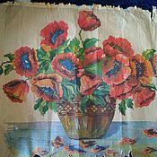 Предметы интерьера винтажные ручной работы. Ярмарка Мастеров - ручная работа Старые схемы для вышивки. Handmade.