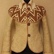 Одежда ручной работы. Ярмарка Мастеров - ручная работа Проталинка. Handmade.