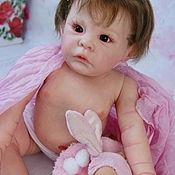 Кукла реборн Lilli-Marlane от Sylvia Manning
