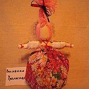 Куклы и игрушки ручной работы. Ярмарка Мастеров - ручная работа кукла ВЕСНЯНКА УРАЛЬСКАЯ. Handmade.