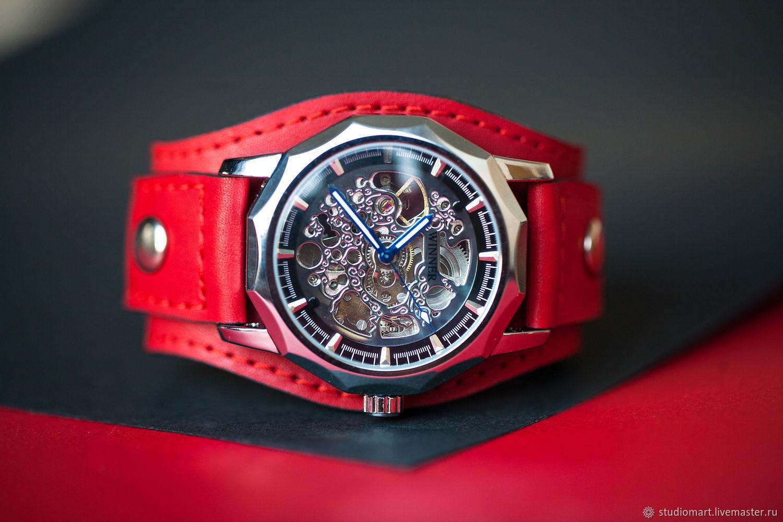 Bohemia Red, Часы наручные, Санкт-Петербург,  Фото №1