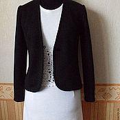 Одежда ручной работы. Ярмарка Мастеров - ручная работа Платье +жакет. Handmade.