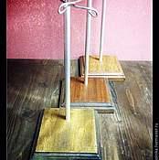 Материалы для творчества ручной работы. Ярмарка Мастеров - ручная работа Подставки для кукол 10см. Handmade.