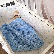 Бортики в кроватку ручной работы. Ярмарка Мастеров - ручная работа Плоские бортики в кроватку. Handmade.
