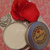 """Кремы ручной работы. Ярмарка Мастеров - ручная работа Молочный крем """"Райское Наслаждение """". Handmade."""