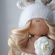 Куклы и пупсы ручной работы. Ярмарка Мастеров - ручная работа Кукла текстильная, интерьерная. Ручная работа.. Handmade.