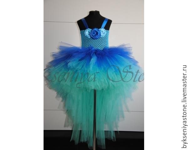 Платье туту для ребенка