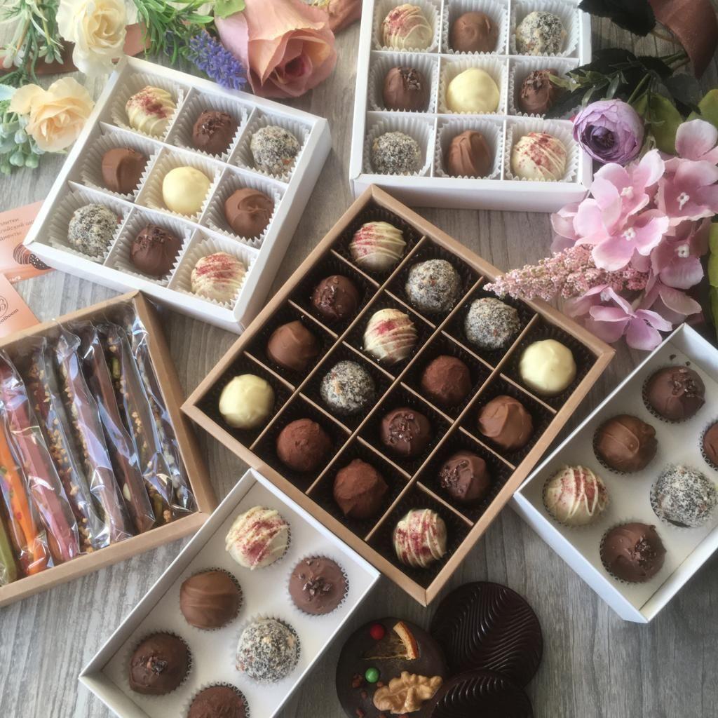 Рецепты конфет ручной работы с фото для