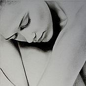 Картины и панно ручной работы. Ярмарка Мастеров - ручная работа Картина Внутренняя безмятежность. Handmade.
